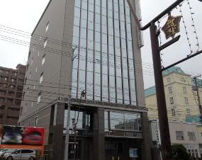 函館オフィス外観